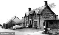 Shilbottle, The Farriers Arms c.1955