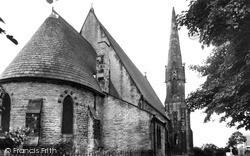 All Saints Church c.1965, Shildon