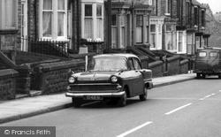 Car c.1965, Shildon