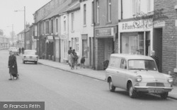 Church Street c.1965, Shildon
