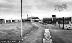 Secondary Modern School c.1965, Shildon