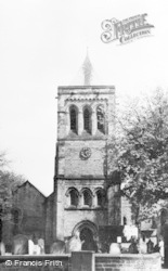 St John's Church c.1960, Shildon