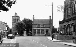 St John's Church c.1965, Shildon