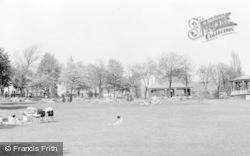 The Park c.1960, Shildon