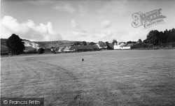 Shillingstone, The Recreational Ground c.1955