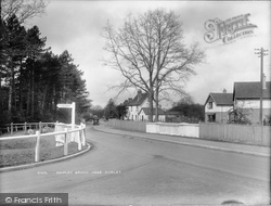Shipley Bridge, Village 1929
