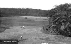 Golf Links, 7th Green 1923, Shipley