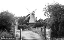 The Windmill c.1960, Shipley