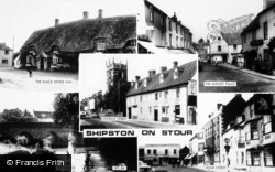 Shipston On Stour, Composite c.1960