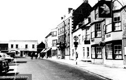 Shipston On Stour, High Street c.1960