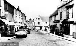 Shipston On Stour, Market Place c.1960