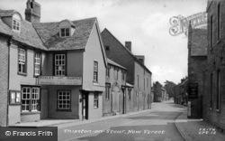 Shipston On Stour, New Street c.1955, Shipston-on-Stour