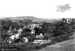 Shipton Gorge, Village 1899