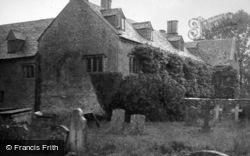 Shipton-Under-Wychwood, Prebendal House c.1955, Shipton Under Wychwood