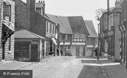 Main Street c.1955, Shirebrook
