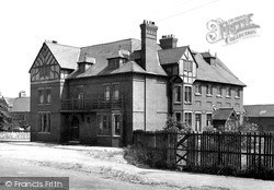 Shirebrook, The Vic Inn c.1955