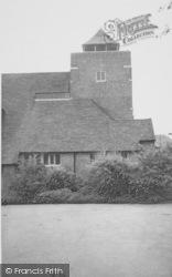 Shirley, All Saints Church, Spring Park c.1965