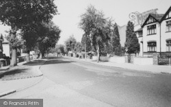 Shirley, Bridle Road c.1960