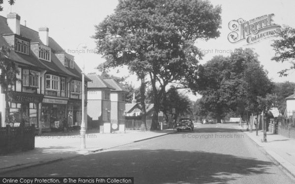 Photo of Shirley, Bridle Road c.1960