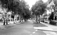 Shirley, Bridle Road c1965