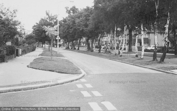 Photo of Shirley, Bridle Road c.1965