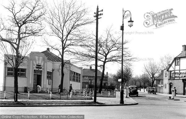Photo of Shirley, Hartland Way c1955