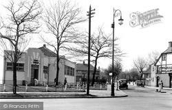 Shirley, Hartland Way c.1955