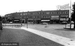 Shirley, Haslucks Green Corner c.1960
