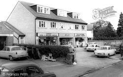 Shirley, Longmore Road c.1965