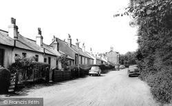 Shirley, Sandpits Road c.1960