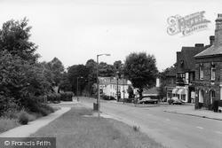 Shirley, Shirley Hills Road c.1960