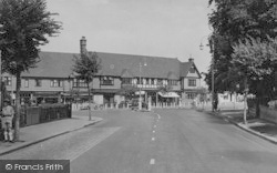 Shirley, Shirley Road c.1955