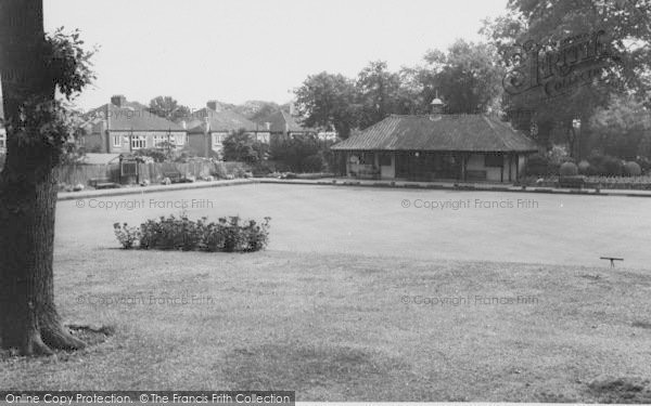 Photo of Shirley, Spring Park c.1960
