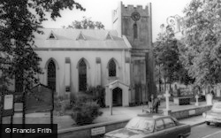 Shirley, St James' Church c.1960