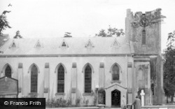 Shirley, St James' Church c.1965