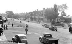 Shirley, Stratford Road 1951