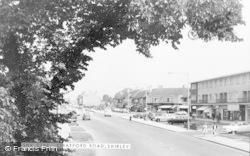 Shirley, Stratford Road c.1960