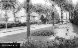 Shirley, The Park c.1960