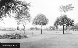 The Park c.1965, Shirley