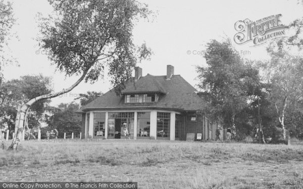 Photo of Shirley, The Tea House c.1960