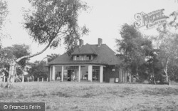 Shirley, The Tea House c.1960