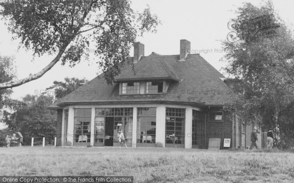 Photo of Shirley, The Tea House c.1960