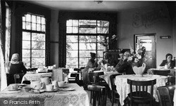 Shirley, The Tea House c.1960