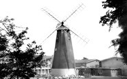 Shirley, the Windmill c1965
