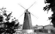 Shirley, the Windmill c1965