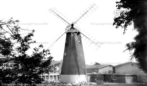 Shirley,the Windmill c1965,Greater London