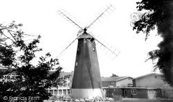 Shirley, The Windmill c.1965