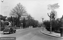 Shirley, Upper Shirley Road c.1955