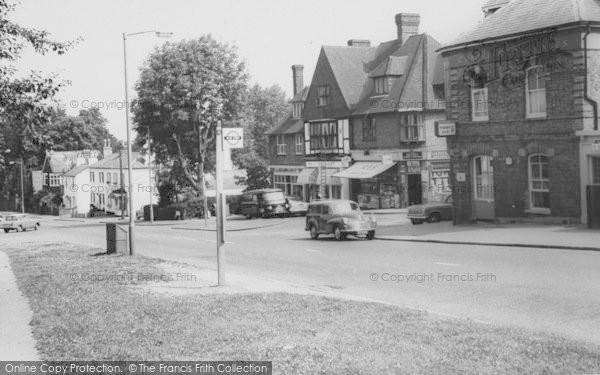 Photo of Shirley, Upper Shirley Road c.1960