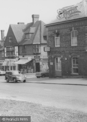 Shirley, Upper Shirley Road c.1960